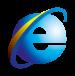 Image of Internet Explorer logo